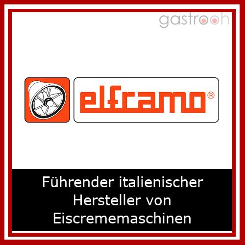 Elframo- Hier als Anbieter von Speiseeismaschinen und Fritteusen