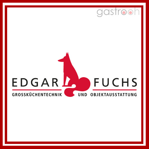 Edgar Fuchs- der Anbieter für Küchentechnik und Ausstattung hat mit 7 Standorten auch eine physische Präsenz. Mit eigenem Gebrauchtmarkt