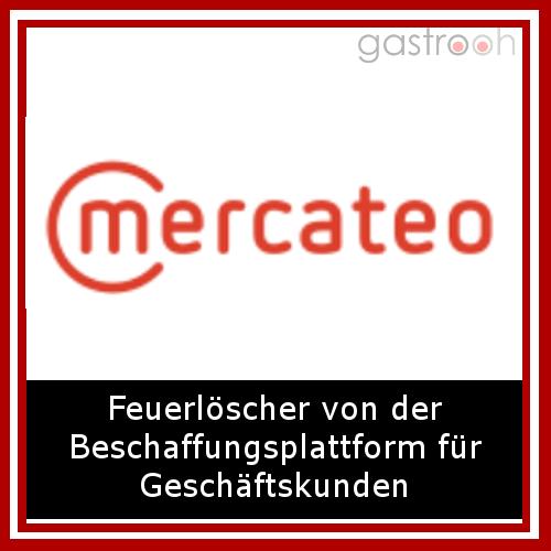 Mecateo Brandschutz- Die Beschaffungsplatform Mercateo bietet eine große Auswahl an Feurlöscher Anbieter