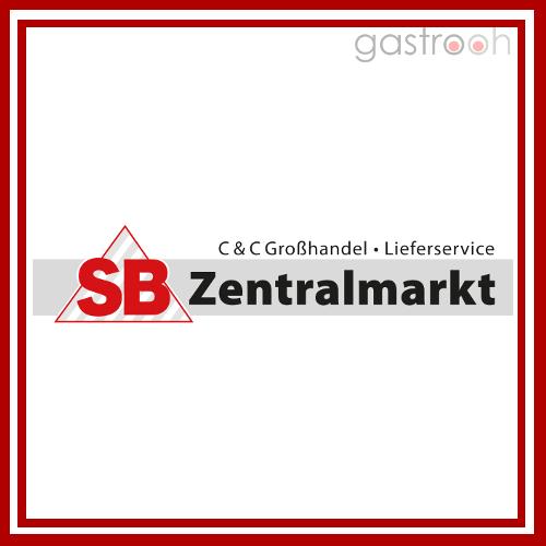 SB Zentralmarkt- 6 Märkte in Niedersachsen und über Intergast läßt sich überall hin Liefern.