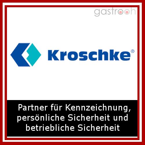 Im Kroschke-Onlineshop finden Sie über 20.000 Produkte - Schilder und Aufkleber aus eigener Fertigung, Persönliche Schutzausrüstung und alles Nötige für die Sicherheit in Ihrem Betrieb.
