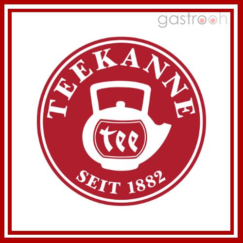 Teekanne- die Traditionsmarke hält auch für die Gastronomie ein spezielles Angebot bereit.