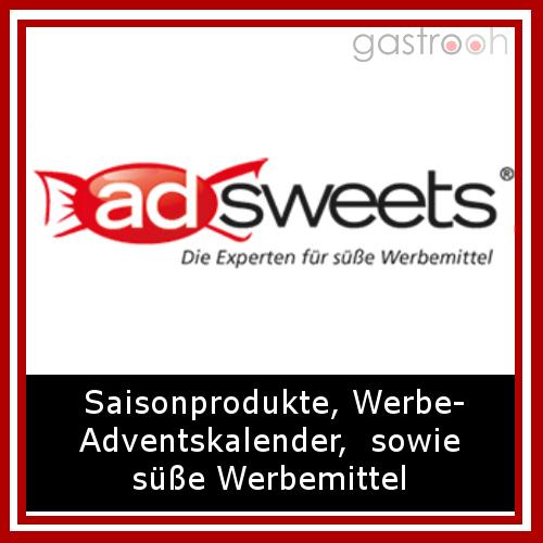 adsweets (gehört zu CD LUX) bietet Saisonprodukte, insbesondere Adventskalender, Werbe-Adventskalender und Weihnachtswaren sowie süße Werbemittel, süße Werbung für Ihre Promotion und Kundenbindung.