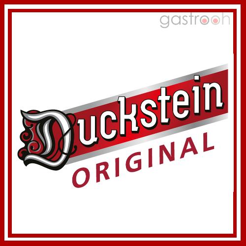 Duckstein ist eine kleine aber feine Marke mit Schwarz- und Weizenbier Marke