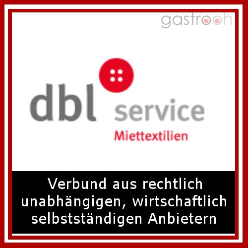 DBL- Die DBL ist ein 1971 gegründeter Verbund aus rechtlich unabhängigen, wirtschaftlich selbstständigen Anbietern der textilen Mietbranche.
