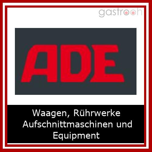 ADE Waagen sind weltweit bekannt und beliebt, aber diese Firma produziert auch  Küchenmaschien und Helfer.