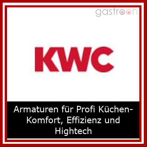 KWC- schweizer Anbieter von hochwerigen Wasserarmaturen.