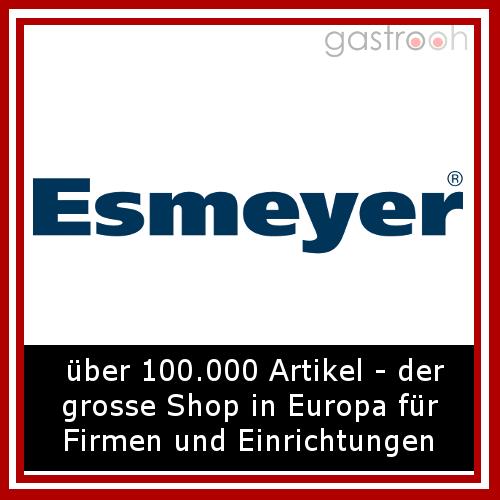 Esmeyer-  der Spezialist für Gastrobedarf bietet auch über 7000 Büroartikel an.