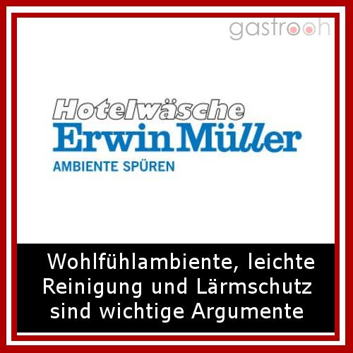 Erwin Müller- der Komplettanbieter in Punkto Berufskleidung und Wäsche.