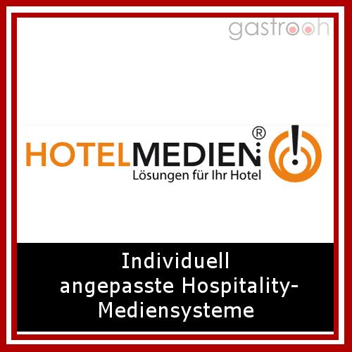 Hotelmedien- Immer mehr Hotels suchen nach einer Möglichkeit die sich ständig im Wandel befindliche Hotelmedien-Technik, ohne Investition, auf dem neuesten Stand zu halten genau das, und viele mehr, bieten wir Ihnen!