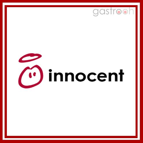 """Innocent produziert Smoothies. """" Wir übernehmen Verantwortung für die Auswirkungen unserer kleinen Firma auf die Gesellschaft und die Umwelt."""""""