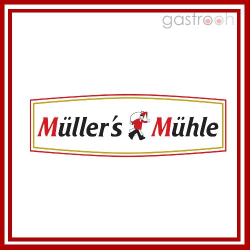 Muellers Muehle - Müller's Mühle ist die deutsche Qualitätsmarke für Hülsenfrüchte und Reis. Sie steht für Vertrauen, Tradition, Kompetenz und höchste Sorgfalt in Auswahl und Verarbeitung