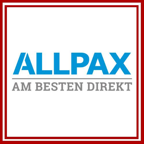 Allpax- nicht nur Gastronomie, aber eine große Auswahl an Gastronomieausstattung aller Art.