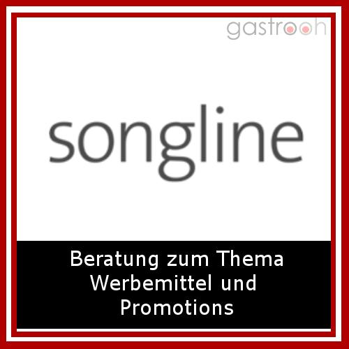 """Songline Marketing- """"Betreten Sie mit uns die vielfältige und bunte Welt der Werbemittel, Streuartikel, Give-aways und Promotions!"""""""