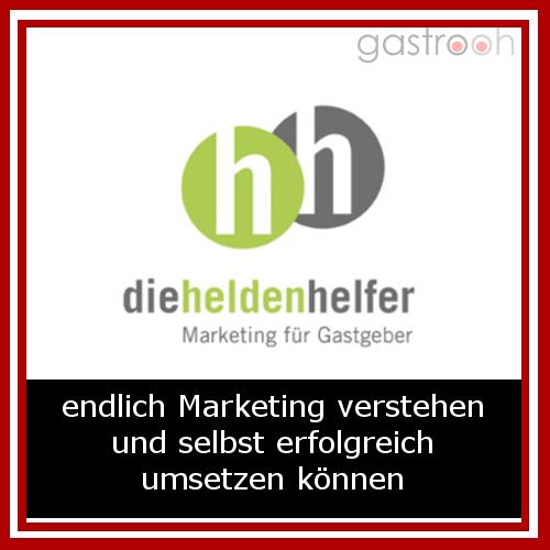 """die Heldenhelfer- Sie sind Gastgeber – oder wollen es werden? Als Marketingberater bieten die Heldenhelfer in Wiesbaden """"Marketing für Gastgeber""""."""