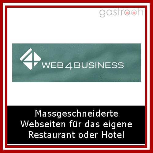 """Mit web4business starten Sie im Internet erfolgreich durch. Mit wenigen """"Klicks"""" erstellen Sie Ihre eigene Unternehmensseite. Ganz ohne Vorkenntnisse. Hilfreiche Branchenfunktionen und einfach bedienbare Technik: web4business ist für Sie maßgeschneidert."""