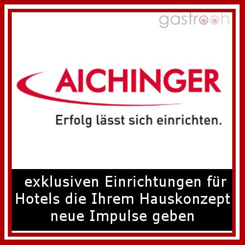 Aichinger bietet für Hotels maßgeschneiderte Konzepte und hochwertige Einrichtungen in einzigartiger Kombination. Als erfahrener Hersteller & Einrichter - mit über 400 Mitarbeitern in der Gruppe - sind wir mit Ihren täglichen Aufgabenstellungen vertraut.