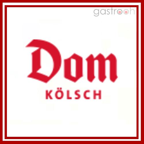 Dom Kölsch. Wie der Name schon sagt. Kölsch-Köln