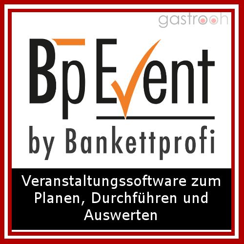 Bankett Software hilft bei der Durchführung von Veranstaltungen und Caterings. Vom Angebot bis zur Abrechnung.