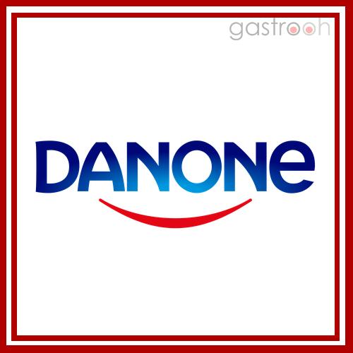 Danone - Die Marke für Molkerei und Joghurtprodukte ist gerade im Frühstücksbereich der Hotellerie nicht wegzudenken