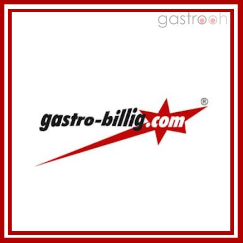 Gastrobillig- Der Online Shop mit großer Auswahl bietet auch Produkte in dieser Kategorie