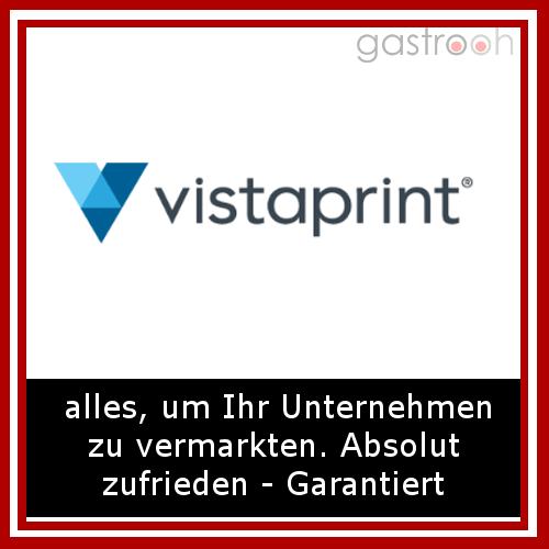 Vistaprint- Der Online Druckshop. Ob Visitenkarten, Fleyer oder Prospekte. Vistaprint druckt alles.
