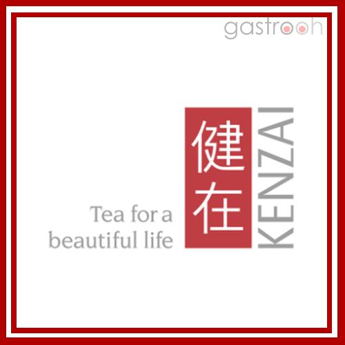 Kenzai Tee bieten kalte Teevariationen in Flaschschen. Bioqualität die Ihren Preis hat, aber sicher auch Gäste begeistert.