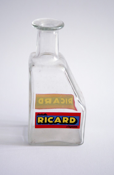 Ricard Glaskaraffe