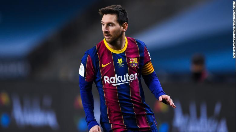 Barcelona no se responsabilisa por filtración tras  contrato de 672 millones de dólares de Lionel Messi