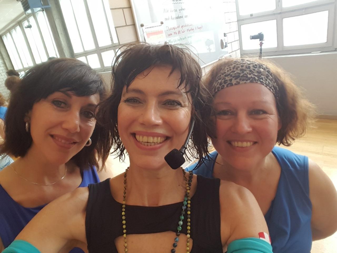 Playshop mit Ann Christiansen, April 16 in Baar