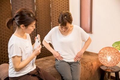 坐骨神経痛を整体で調えるなら、骨盤とひざです