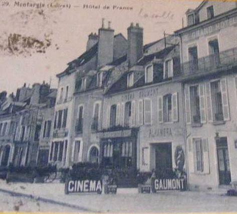 Crée en 1913 Cinéma l'Alhambra