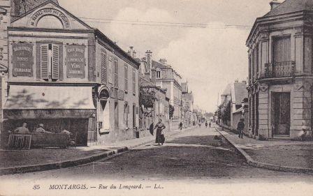 Rue du Longeard
