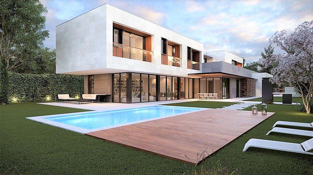 Ивестиции на строительство жилой недвижимости в Испании