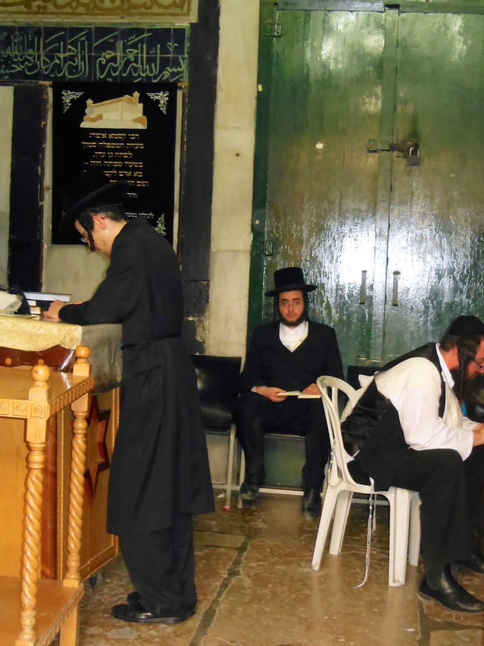 ユダヤ教徒の教会