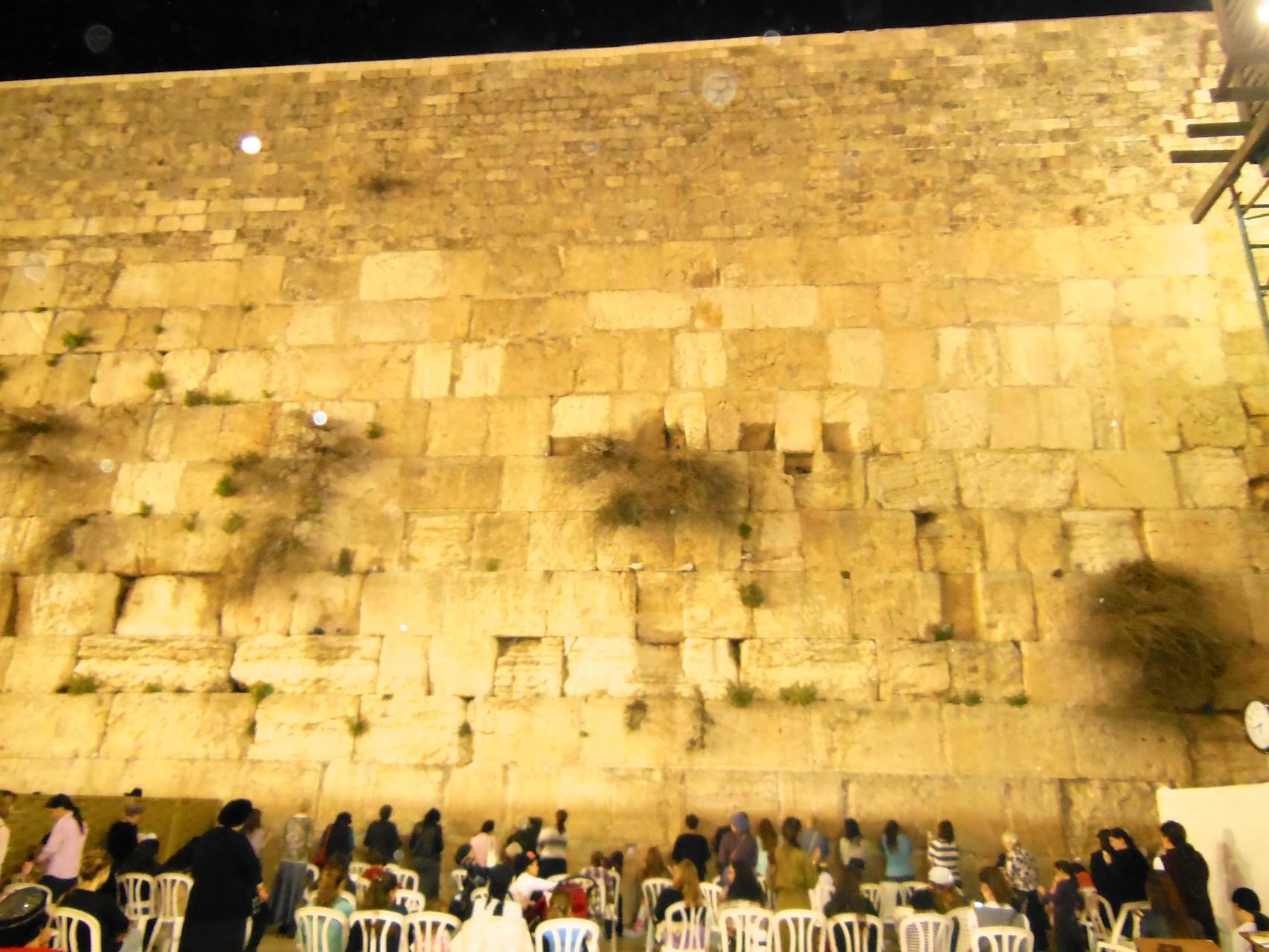 ユダヤ教徒聖地嘆きの壁