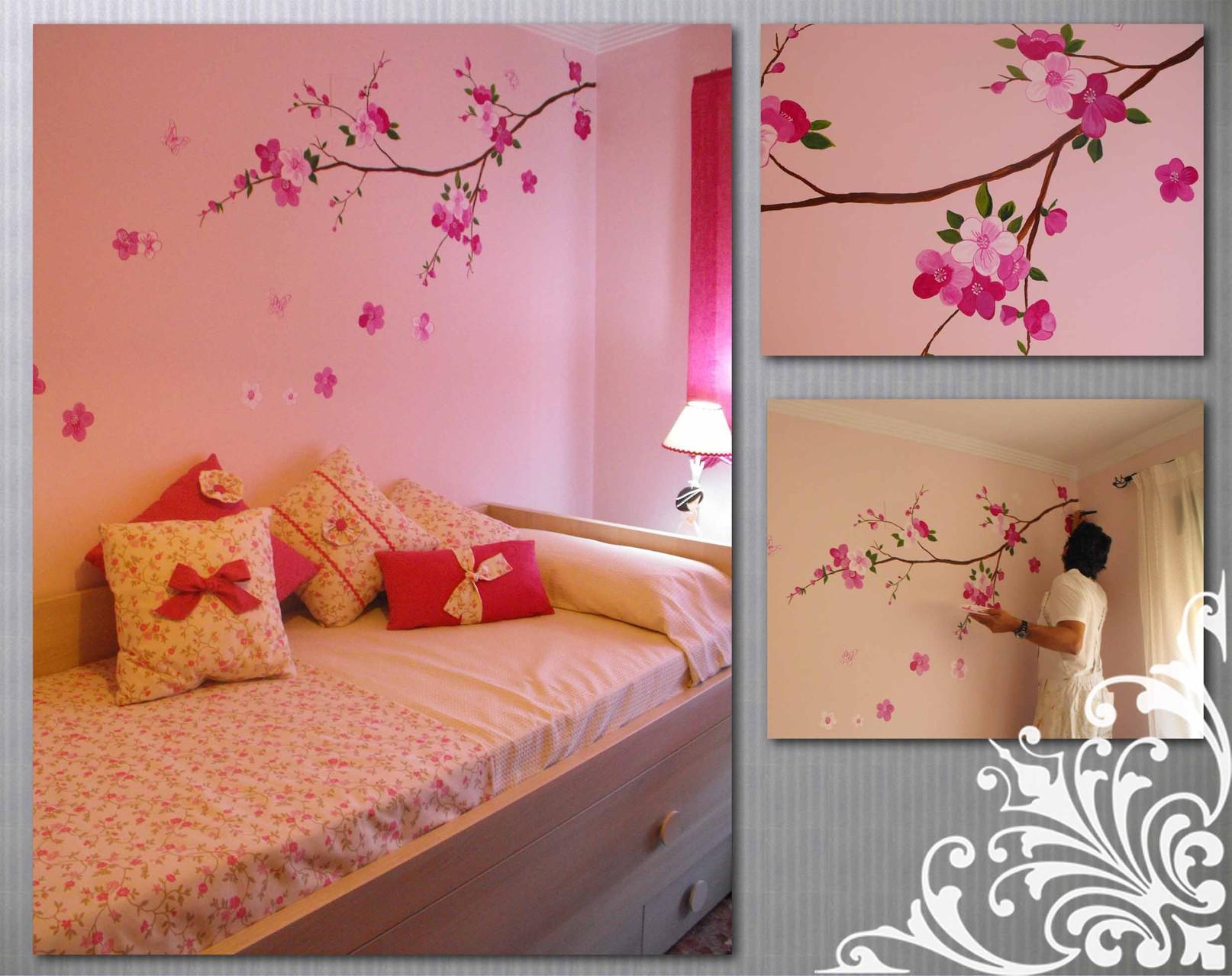 Dormitorios murales infantiles cantabria decoraci n - Dormitorio infantil segunda mano ...