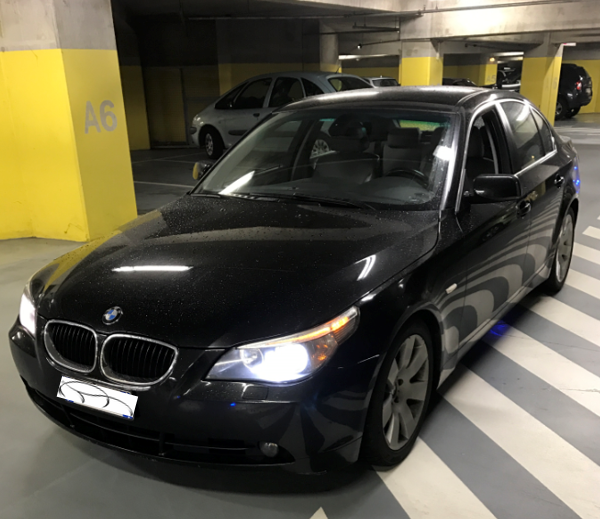 BMW 530D E60 pack Luxe 2005 175.000KM  9.500€
