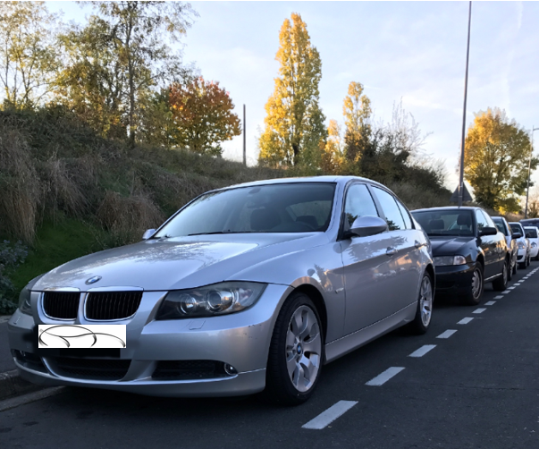 BMW 320D E90 pack Confort 2006 83.000KM 9.200€