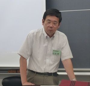 山田朗さん