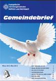 Der Gemeindebrief März bis Mai 2012