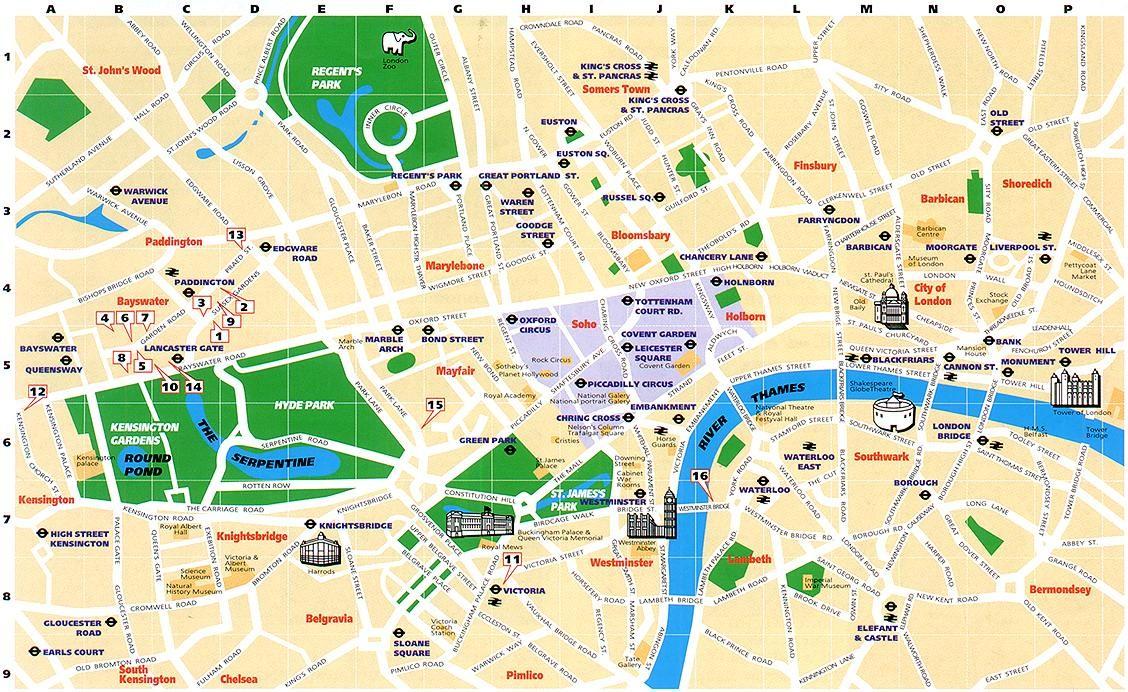 Mapa De Londres Pdf.Mapa De Londres Pagina Web De Mapa Londres
