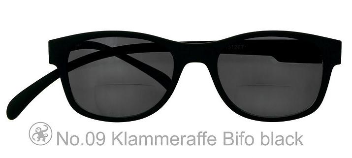 New's Optic Lesebrille Sonnenbrille No.09 Klammeraffe SUN yellow yGyoagtRHM