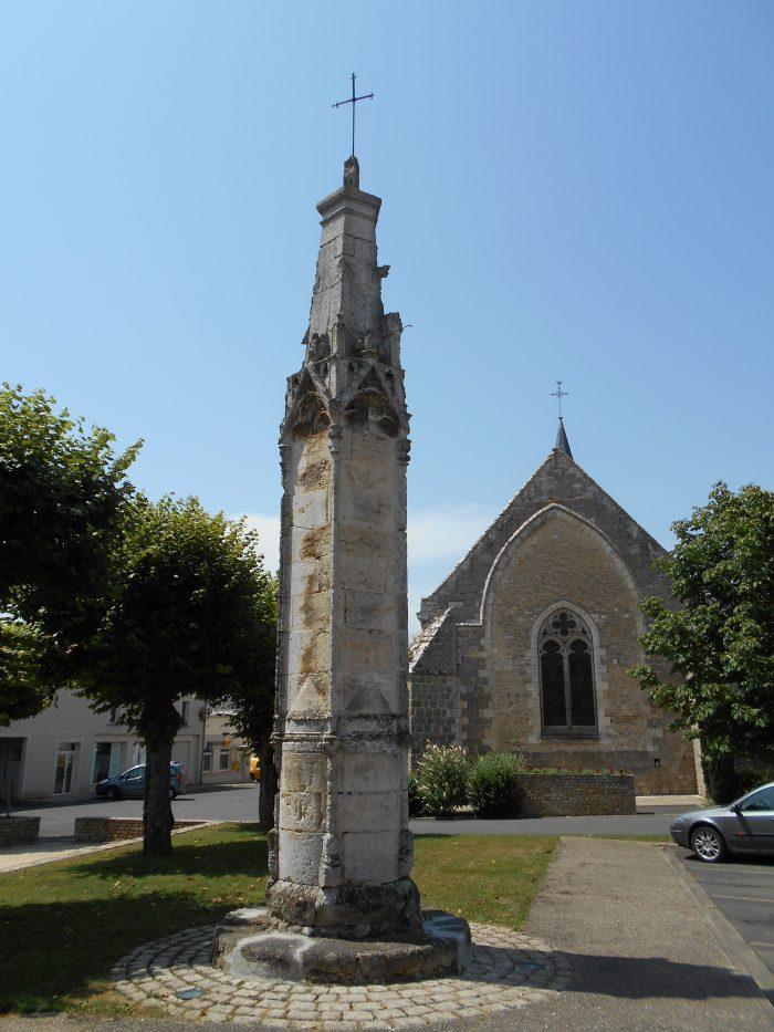 Église Saint-Hilaire à Gourgé