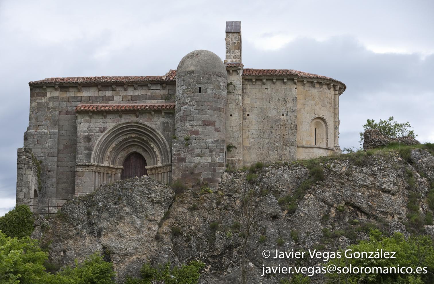 Ermita de Santa Cecilia (Vallespinoso de Aguilar)