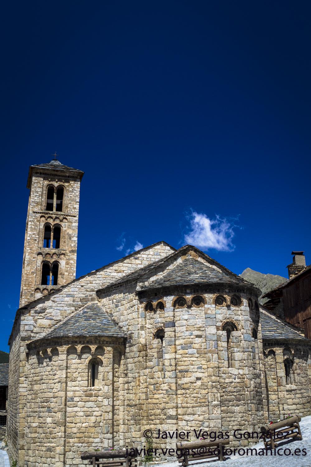 Santa María de Tahull