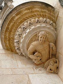 Le Fou de l'hôtel Lallemant à Bourges