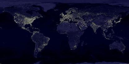 Le déplacement du flambeau civilisationnel - Cliquer pour agrandir