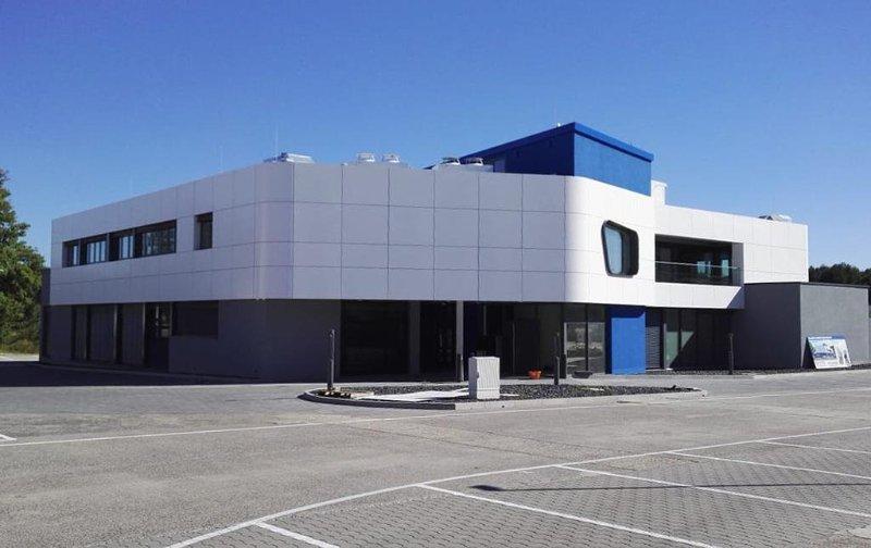 BlauerTower Montabaur