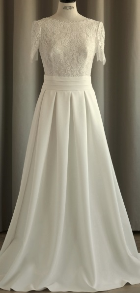 Robe de mariée princesse fabrication française Yvelines 78